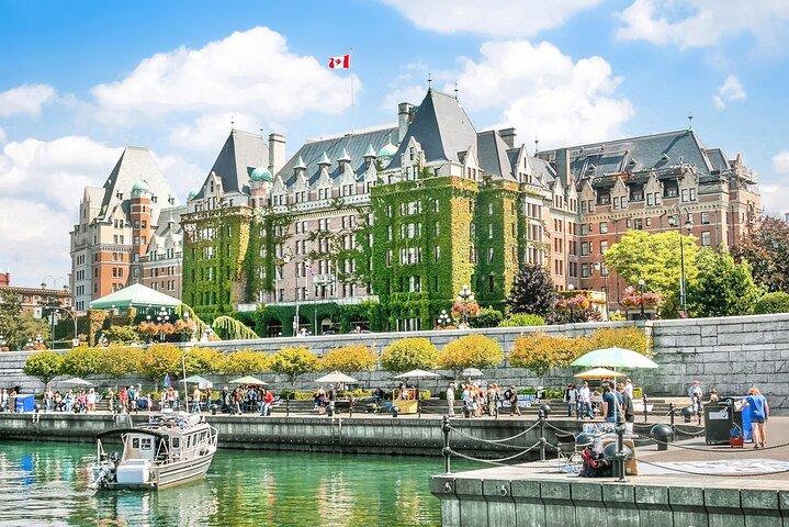 Victoria Scavenger Hunt: Essential Victoria, Isla de Vancouver, CANADA