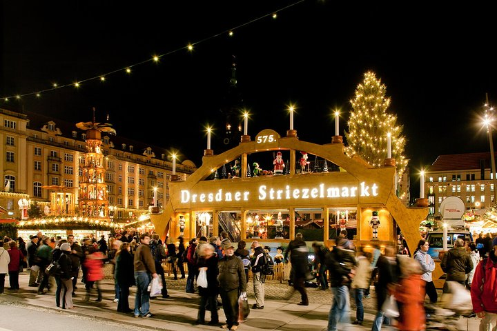 MY*GUiDE EXCLUSiVE TOUR: Prague and/or Dresden CHRISTMAS MARKETS from Munich, Munich, GERMANY