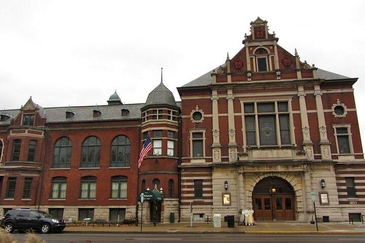 Indianapolis Scavenger Hunt: Peaceful Part of Town, Indianapolis, IN, ESTADOS UNIDOS