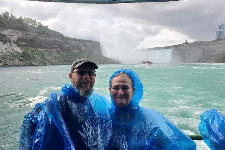 Niagara Falls All-American Tour (Small Group max 11), Cataratas del Niagara, NY, ESTADOS UNIDOS