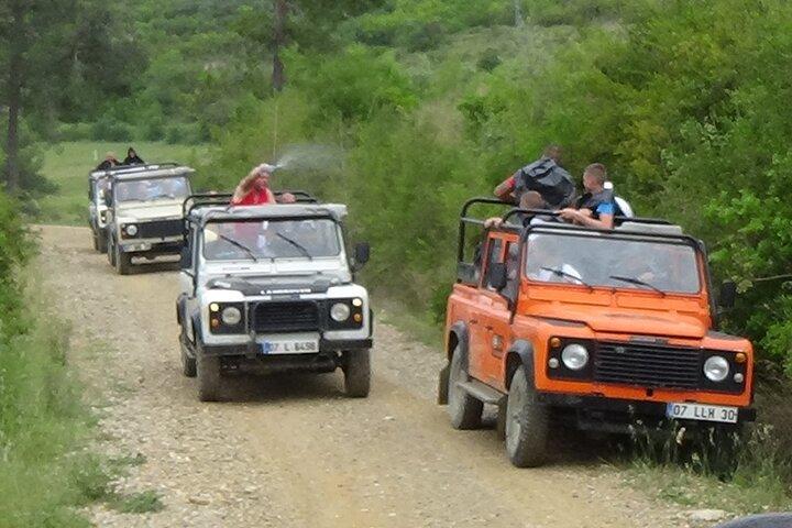 Side:Jeep Safari Green Lake Tour Combo, Side, TURQUIA