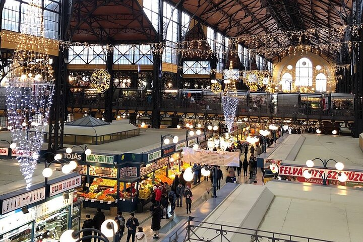 Budapest Market Hall Tour and Cooking Class, Budapest, Hungary