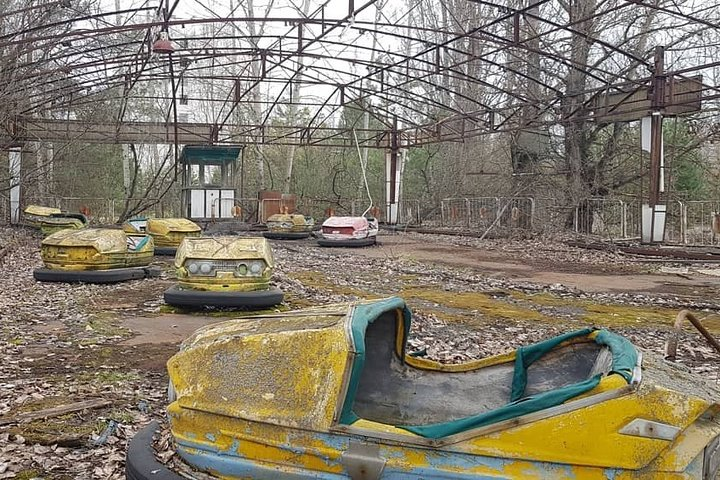 One day group tour to Chernobyl Zone of Exclusion, Kiev, UCRANIA
