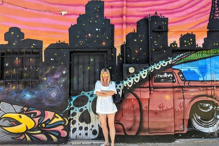 RoRo Street Art Tour, Phonix, AZ, ESTADOS UNIDOS