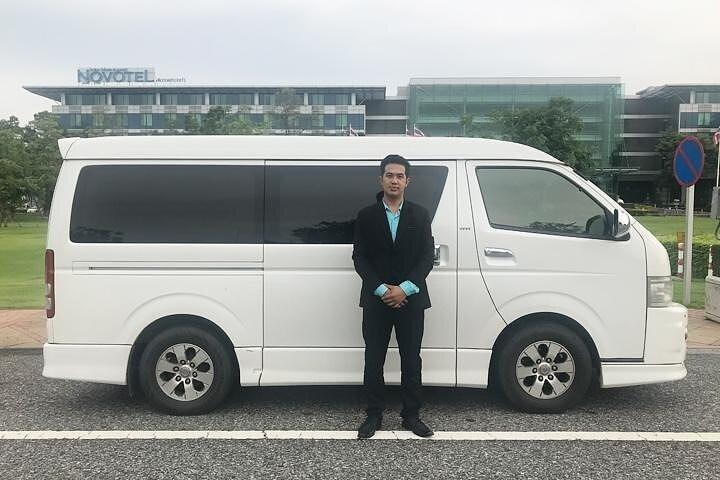 Krabi Airport: Private Transfer to/from Khaolak, Khao Lak, TAILANDIA