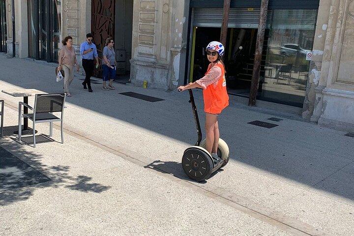 Marseille Small Group Segway Tour, Marsella, FRANCIA