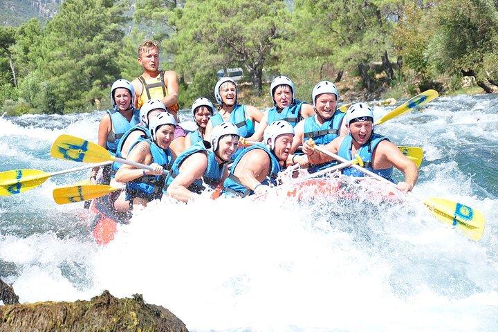 Rafting and Quad Safari Experience at Koprulu Canyon, Side, TURQUIA