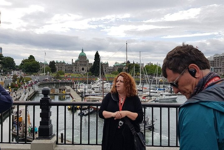 Historical Victoria Walking Tour, Isla de Vancouver, CANADA