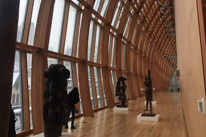 Art Gallery of Ontario Admission, Toronto, CANADÁ