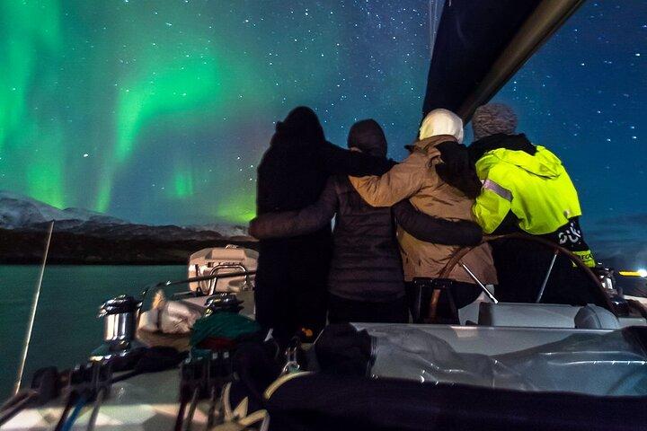Northern Lights Sailing, Tromso, NORUEGA