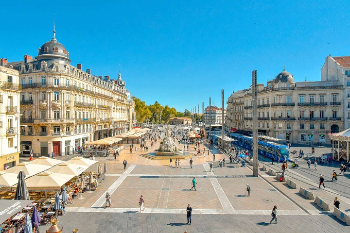 Private Self-Guided Walking Tour in Montpellier, Montpellier, FRANCIA