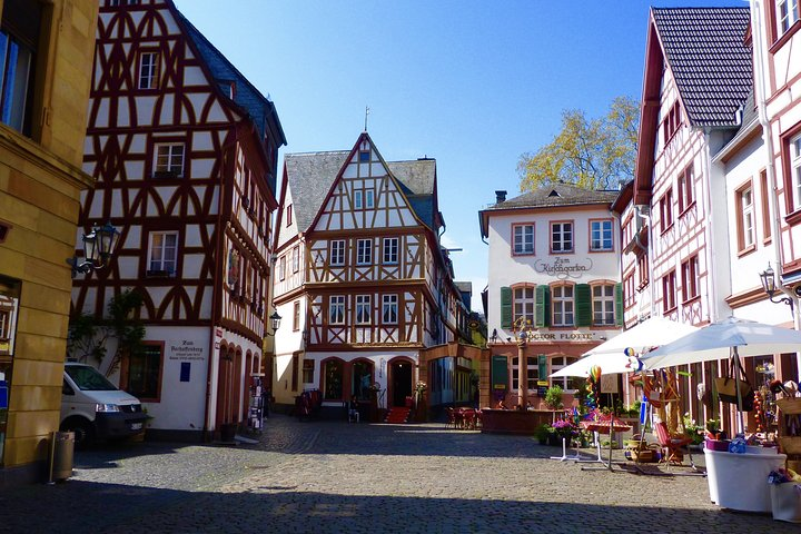 2 Hour Private Guided Gentle Walking Tour: Mainz with the Elderly, Mainz, Alemanha