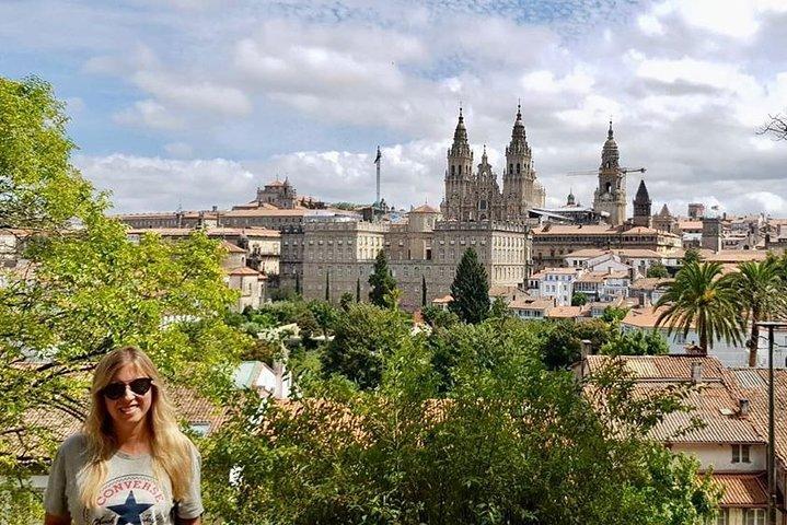 El Camino Portugues: from Tui to Santiago de Compostela 8 days and 7 nights, Vigo, ESPAÑA