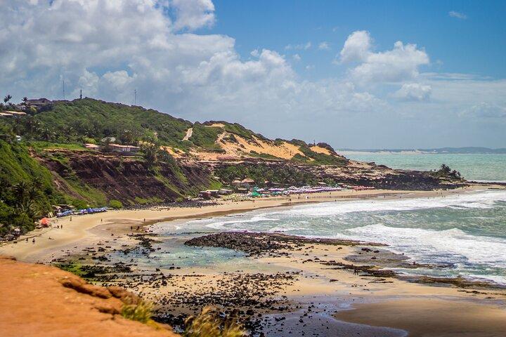 Traslado compartido entre el aeropuerto de Natal y los hoteles de Pipa, Natal, BRASIL