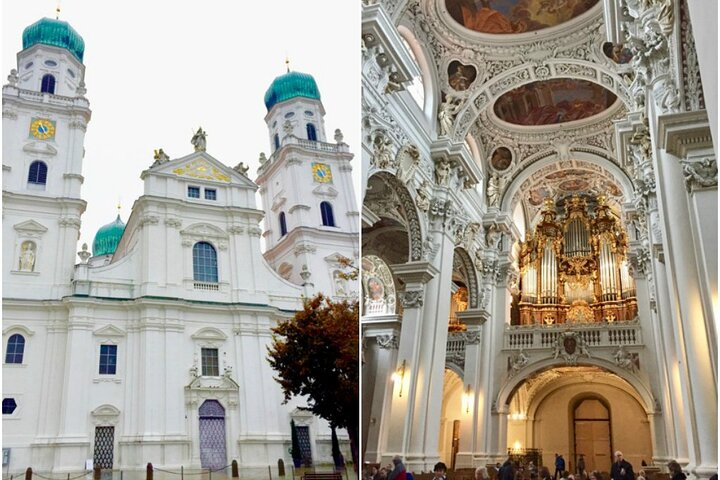 Private Day Trip to Cesky Krumlov from Passau; Includes 2-Hour Guided Tour, Passau, GERMANY