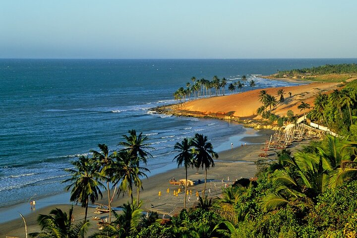 Tour to Lagoinha Beach, Fortaleza, BRASIL