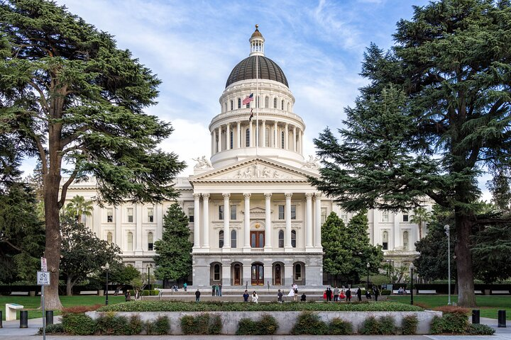 California Gold Rush: The Sacramento Grid on a Self-Guided Bicycle Audio Tour, Sacramento, CA, ESTADOS UNIDOS
