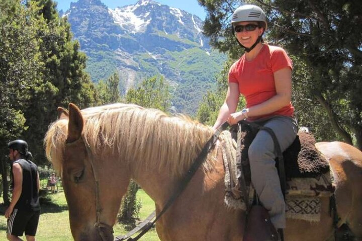 Horseback Riding with lunch in Lolog Lake, Neuquén, Argentina - Full Day, San Martin de los Andes, ARGENTINA