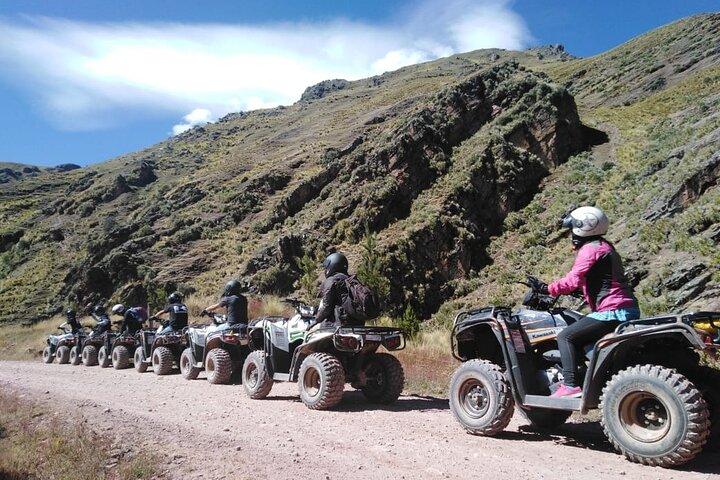 Rainbow Mountain Full-Day ATV Trip, Cusco, PERU