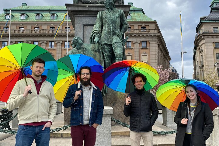 Walking Tour of Stockholm Old Town, Estocolmo, Suécia