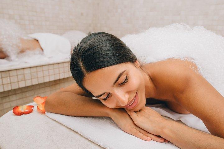 Turkish Bath Hamam Experience in Side, Side, TURQUIA