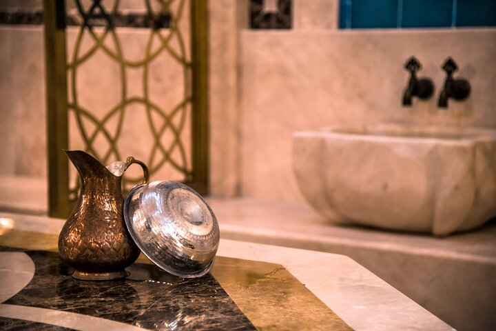 Turkish Bath Experience with Massage from Belek, Belek, TURQUIA