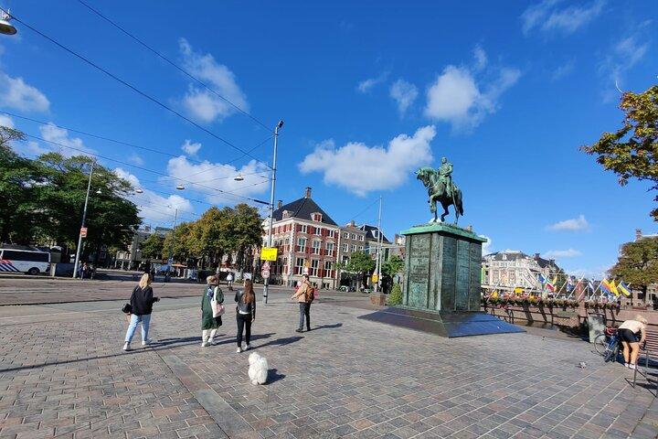 Historical Royal Walking Tour in The Hague, La Haya, HOLANDA