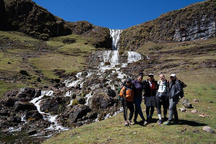Lares Trek to Machu Picchu 4D/3N Including Hot Springs, Cusco, PERU