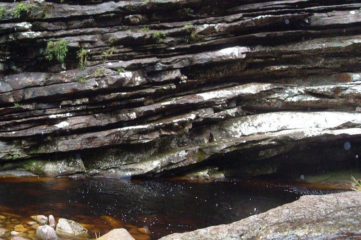The Sossego Waterfall Hike by Discover Chapada, Lencois, BRAZIL