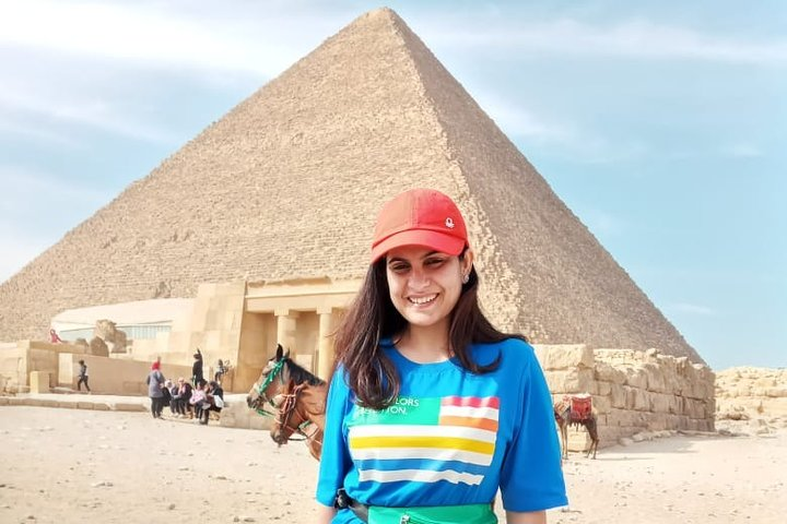 Giza pyramids , sphinx & sound and light show from Cairo Giza hotel, El Cairo, EGIPTO