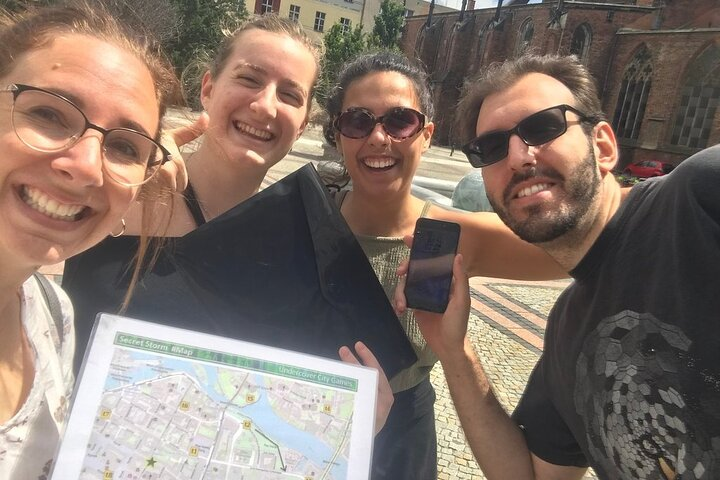 Undercover City Games: Wroclaw, Wroclaw, Poland