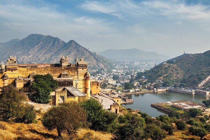 10-Day Private Golden Triangle and Holy City Tour from Delhi, Nueva Delhi, Índia