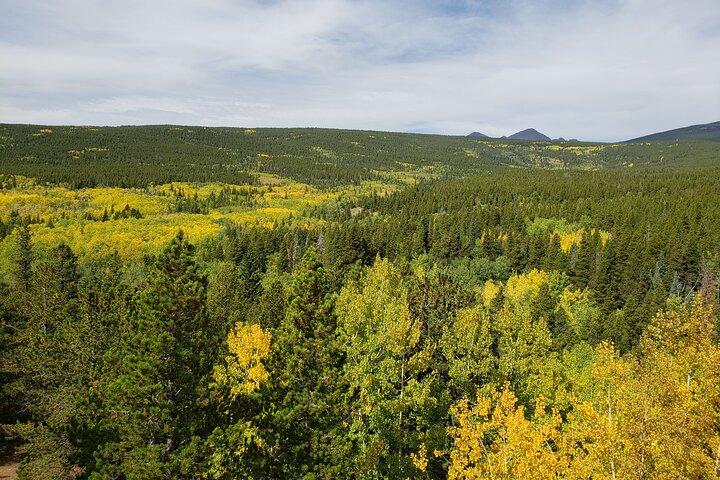 Peak to Peak Scenic Byway and Estes Park, Denver, CO, ESTADOS UNIDOS