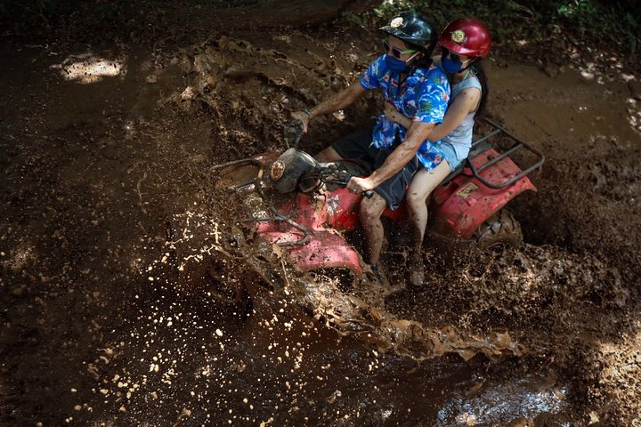 ATV Combo (Horseback, Ziplines, Cenote, Water, Lunch and Transfer Included), Tulum, Mexico