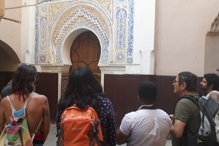 Small-Group Full-Day Meknes and Volubilis Tour from Fez, Fez, MARRUECOS