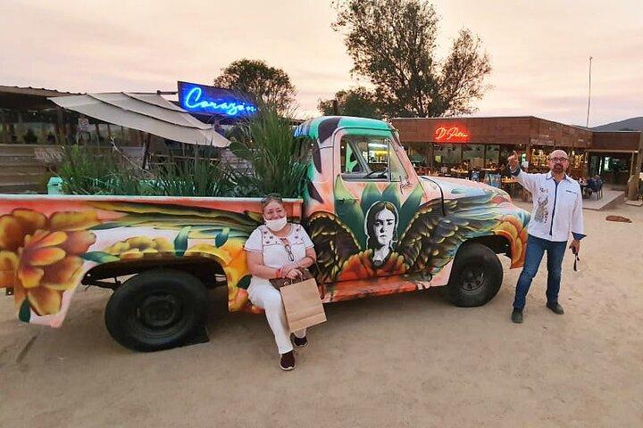 Guadalupe Wine Valley Tour, Tijuana, Mexico
