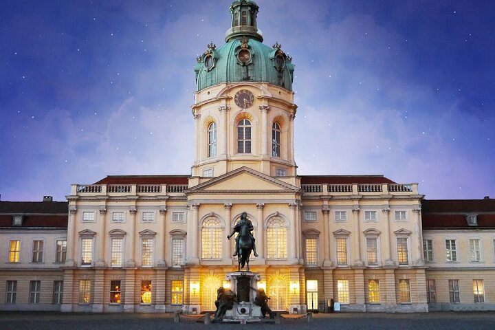 An Evening at Charlottenburg Palace: Dinner and Concert Ticket, Berlin, GERMANY