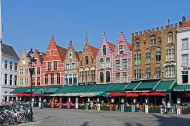 Shore Excursion Zeebrugge: The Famous Chocolate Story & Museum, Brujas, BELGICA