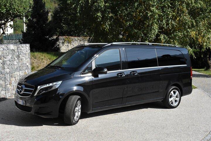 Transfer from Madonna di Campiglio and Pinzolo to Milan-Bergamo Airport (BGY), Madonna di Campiglio, ITALY