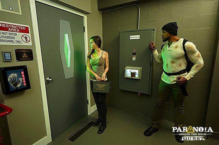Zombie Apocalypse Room Escape Adventure, Atlanta, GA, ESTADOS UNIDOS