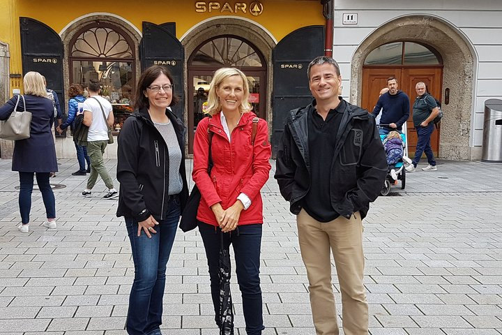 Salzburg Small-Group Introductory Walking Tour with Historian Guide, Salzburgo, AUSTRIA