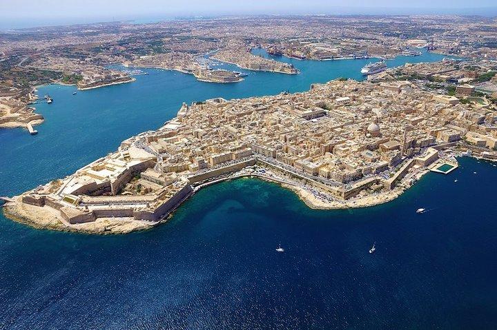 Malta Shore Excursion: Private tour of Valletta and Mdina, Mellieha, MALTA