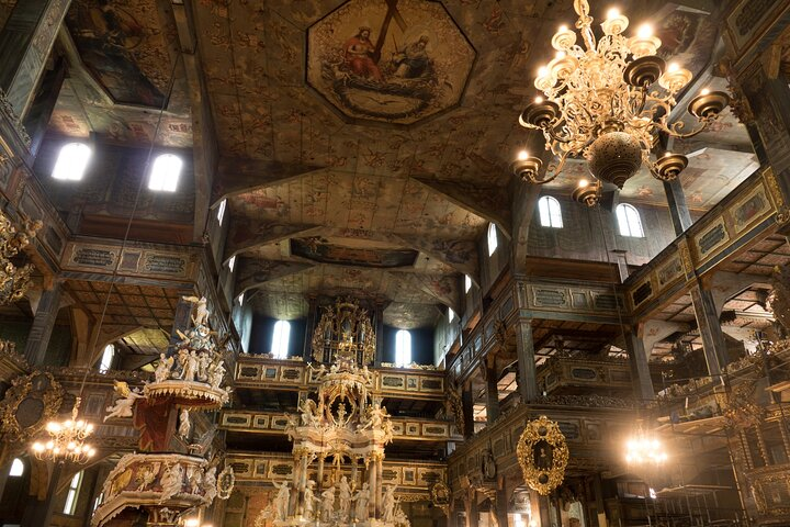 Wroclaw to Peace Churches in Swidnica and Jawor Half Day Trip, Wroclaw, Poland