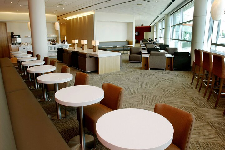 Toronto Pearson International Airport Plaza Premium Lounges, Toronto, CANADA