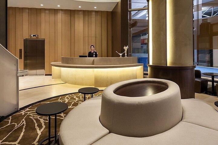 Plaza Premium Lounge no Aeroporto Internacional de Vancouver, Vancouver, CANADÁ