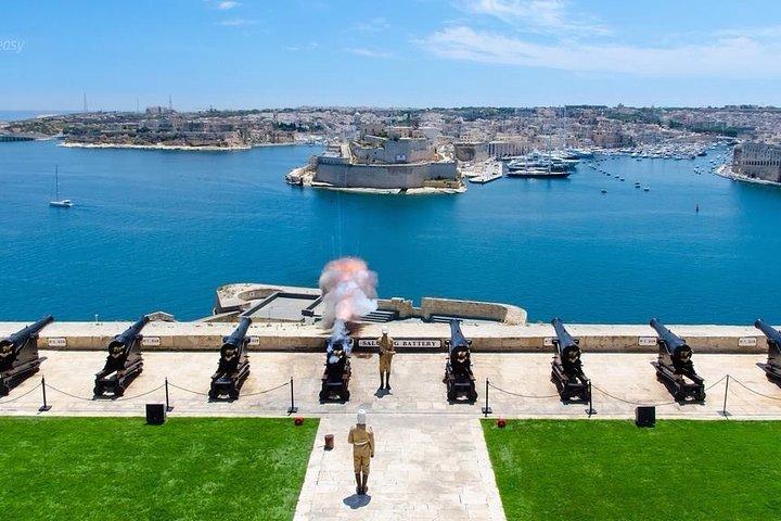 Malta and Gozo All in 1 Day VIP Tour, Mellieha, MALTA