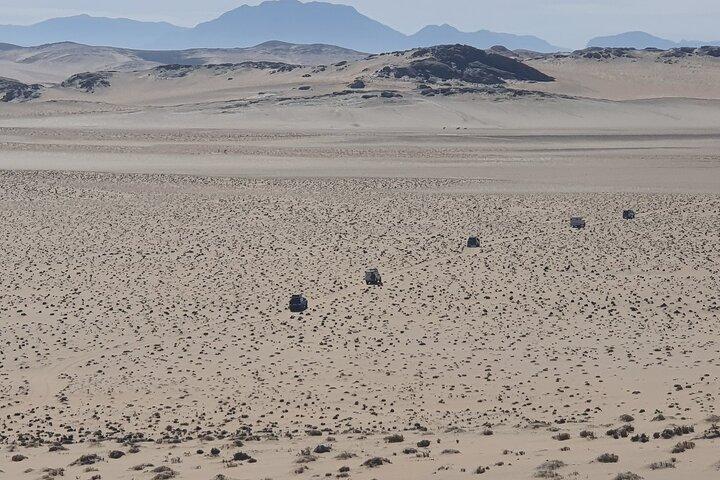 9-Day Skeleton Coast Off-Road Tour, Swakopmund, NAMIBIA