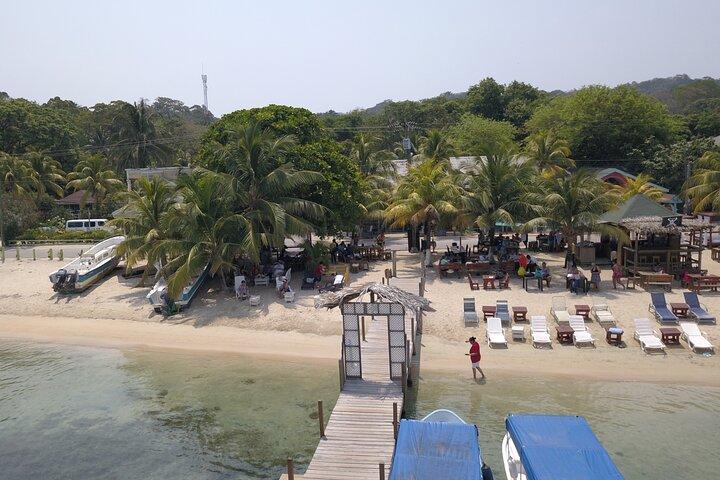 Roatan by Land and Sea, Roatan, Honduras