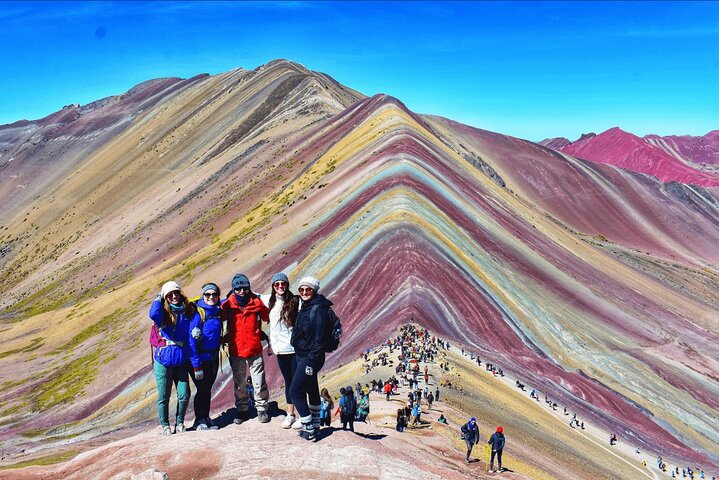 Rainbow Mountain in One Day from Cusco, Cusco, PERU