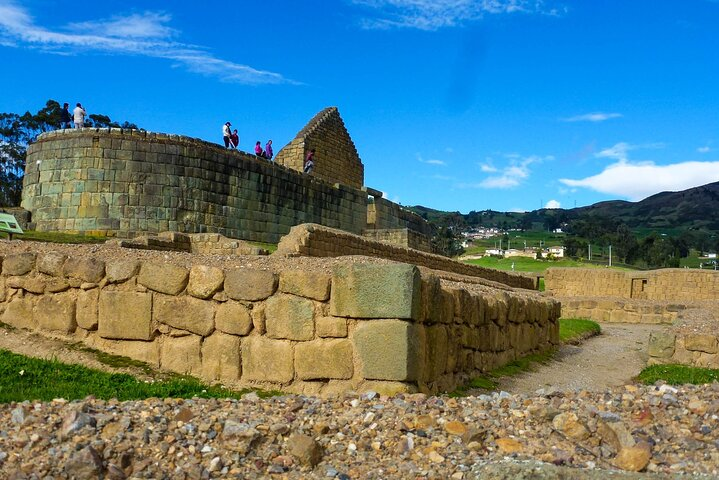 Full-Day Tour, Ingapirca Archaeological Site and Incan mountain face from Cuenca, Cuenca, ECUADOR